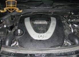 Мерcедес-Бенз ГЛ-450 на газу