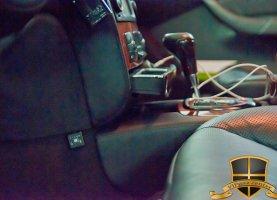 Mercedes-Benz S550 с гбо