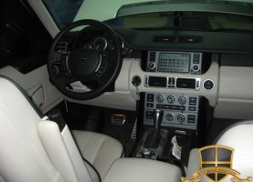 Range Rover Supercharged 2011