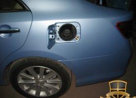газ на Toyota Camry 3.5 (2012)