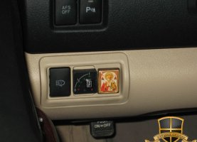 Toyota Camry 3.5 (2012) с гбо