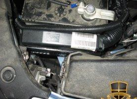 Toyota Camry 3.5 (2012) на газе