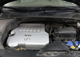 газ на Lexus RX 350