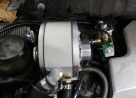 Lexus RX 350 на газе