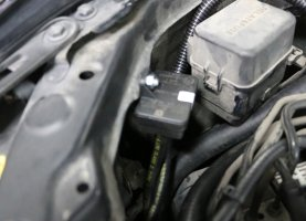 Переоборудование Lexus на газ