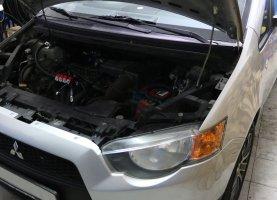 гбо на Mitsubishi Grey