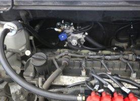 Mitsubishi Grey на газе