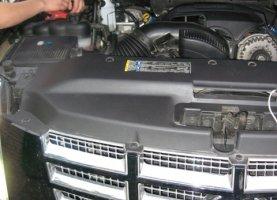 газ на Cadillac Escalade 6.2
