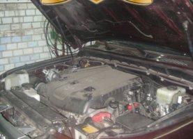 Toyota FJ CRUISER на газу