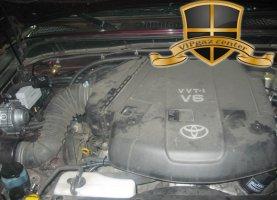 гбо на Toyota FJ CRUISER
