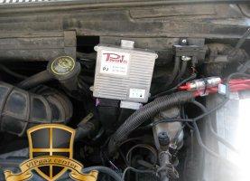 Ford Econoline на газу