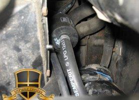 Ford Econoline на газе