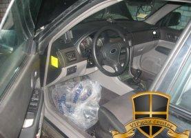 Subaru Forester на газе