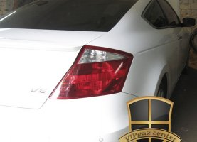 Honda Accord cupe 2010 на газу