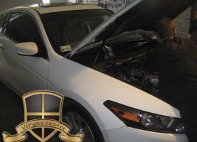 Honda Accord cupe 2010