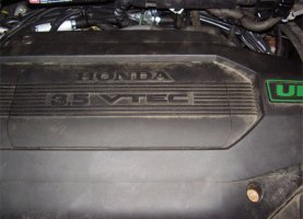 гбо на Honda Pilot