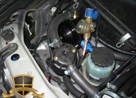газ на Lexus LX570