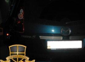 Mazda 5 на газе