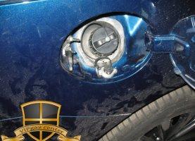 газ на Mazda 5