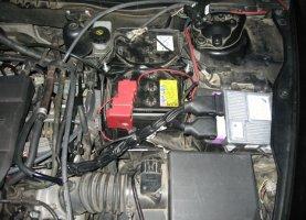 газ на Mazda 6