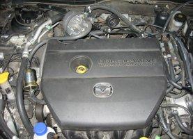 Mazda 6 на газу