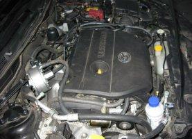Mazda 6 с гбо