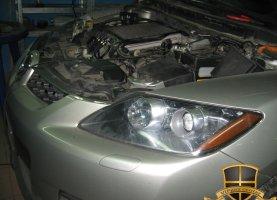 гбо на Mazda cx-7