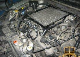 Mazda cx-7 с гбо