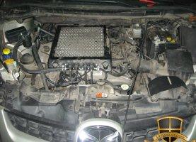 Mazda cx-7 на газе