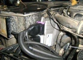 Mercedes-Benz G500 на газу