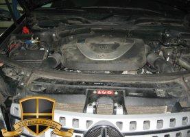Mercedes-Benz ML350 на газу