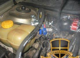 Opel Omega B на газе