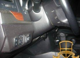 Mitsubishi Pajero Wagon на газу