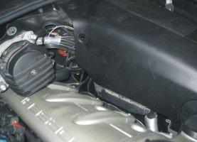 Porsche Cayenne на газу