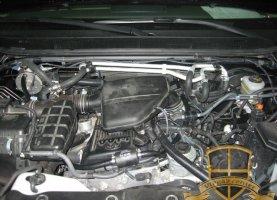 Toyota Prado 2011 на газу