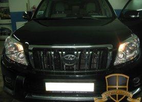 Toyota Prado 2011 с гбо