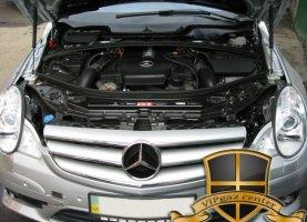 Mercedes-Benz R500 с гбо