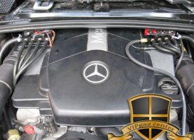 гбо на Mercedes-Benz R500