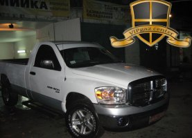 гбо на DODGE RAM ONE