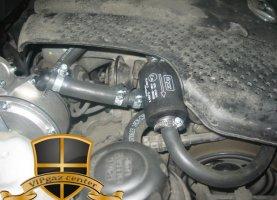 Hyundai Santa Fe с гбо