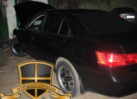Hyundai Sonata на газу