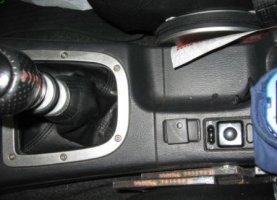 Subaru Impreza WRX STI на газу