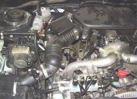 Subaru Impreza на газе