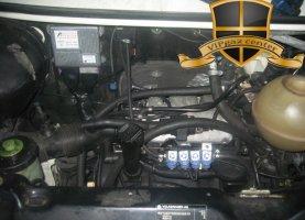 Volkswagen Transporter 4 на газе
