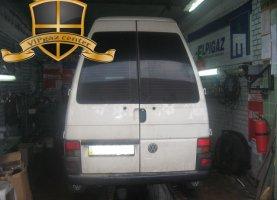 гбо на Volkswagen Transporter 4