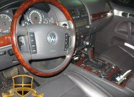 гбо на Volkswagen Touareg