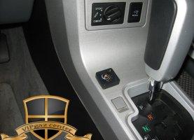 Toyota Sequoia V8 5.7 на газу