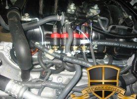Toyota Tundra с гбо