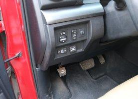 Переключатель на газ в Toyota