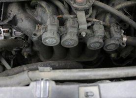 Установка газа на Mazda в Киеве
